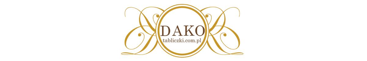 Tabliczki.com.pl – Grawerowanie, tabliczki, Białystok, Kolno, Podlaskie